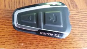 Cardo Scala Rider Q3 Headset