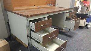 Desks and office furniture for Free!