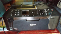 combination printer/fax/scanner by Cannon Moncton New Brunswick Preview
