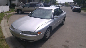 Reduced price 2002 Oldsmobile intrigue