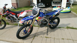 Moded 2014 yz450f