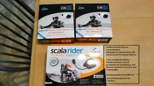 Cardo Scala communicators