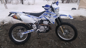 SUZUKI-- DRZ400S-- 2012--a letat  neuf trade welcome