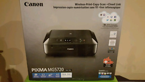 Cannon MG5720 all in one printer