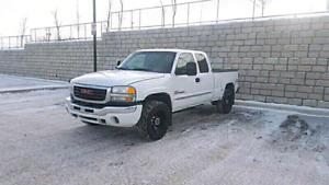 2006 duramax lbz gmc 2500