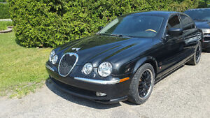 2000 Jaguar S-TYPE Sedan