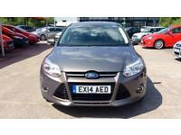 2014 Ford Focus 1.6 TDCi 115 Titanium X Naviga Manual Diesel Hatchback