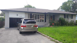 3+2 Bdrm Custom Built Bungalow In N/E Oshawa