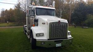 2010 Kenworth T-800