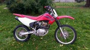 2007 crf150f