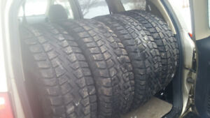265 65 17 Winter Tires
