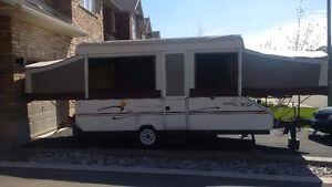Family sized trailer