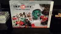 3DS Disney Infinity Starter Neuf scellé/New sealed (Vente/Echan)