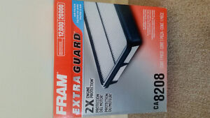 Fram CA8208 Extra Guard Rigid Panel Air Filter - $20 FIRM