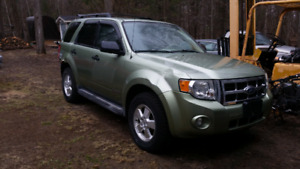 Ford Escape now parting out