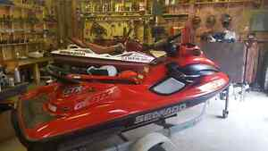 CLS.. SEA DOO ..REPAIR / Diagnostics