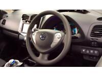 2017 Nissan Leaf Acenta 24KW Automatic Electric Hatchback