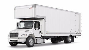 Brampton Movers - $50 an hour for 2 Movers & 26 ft Truck