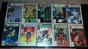 For Sale: Lot of Marvel Comics X-Men's Wolverine Gatineau Ottawa / Gatineau Area image 1