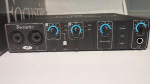 Focusrite Saffire Pro 14 - Firewire (Audio Interface)