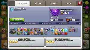 Clash of Clans Maxed TH10 (Heros 40/40) & TH9 Combo London Ontario image 3