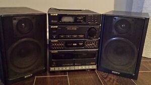 Système de son cassette