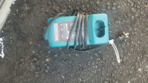 Makita battery charger