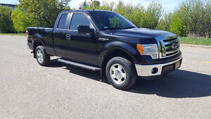2012 FORD F150 SUPERCAB 4X4 ONLY 41000kms $27000obo