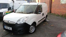 2012 Vauxhall Combo 1.3CDTi 16v ( 90PS ) L1H1 ( s/s ) Combo 2000 ecoFLEX