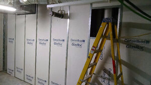 STEEL STUD FRAMER AND DRYWALL GUY AVAILABLE FOR ALL YOUR NEED Edmonton Edmonton Area image 1