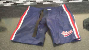 YOUTH XL HOCKEY PANT SHELL MINOR GENERALS