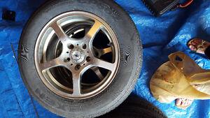 4 Summer Cooper/Nexen tires 195/65R15