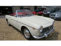 1965 Fiat 1500 SPORT LHD restored Convertible Petrol Manual
