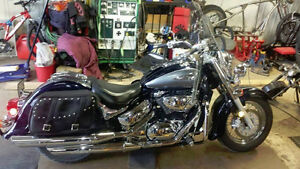 2005 Suzuki Intruder (Volusia)