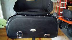 New saddlebags