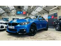 2018 BMW 4 SERIES GRAN COUPE 3.0 435d M Sport Gran Coupe Auto xDrive (s/s) 5dr H