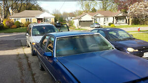 1986 Blue Caprice for sale