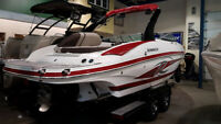 RINKER BOAT SHOW SPECIALS. BEST PRICES OF THE YEAR!!!