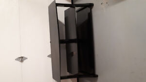 Tv stand black/glass pick up only in cole harbour