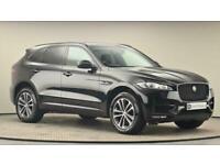 2017 Jaguar F-Pace 2.0d R-Sport AWD (s/s) 5dr SUV Diesel Manual
