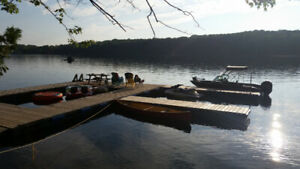Beautiful New Cottage for Rent on Bobs Lake