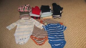 3-mo Baby Boy Clothing