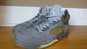 Jordan 5 Wolf gray size 11
