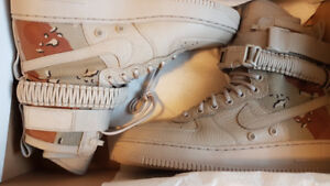 Nike Special Field Air Force 1 Desert Camo SF AF1 Size 8.5