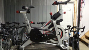 Spin Bikes - Certified Rebuilds from GTBC - Commercial Grade