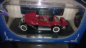 1930 Hudson (Red) 1/32 scale diecast model car