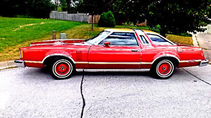 1978 Ford Thunderbird Town Landau Survivor
