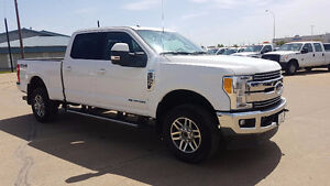 2017 Ford F-350 Lariat Diesel/Nav/Heated Cooled Seats $69,987