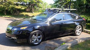 2013 Acura TL SH AWD MM Noir Berline