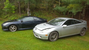2001 Toyota Celica Coupe (2 door)